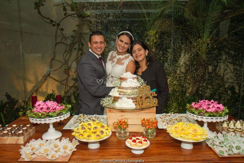 Casamento Marcella e Roni