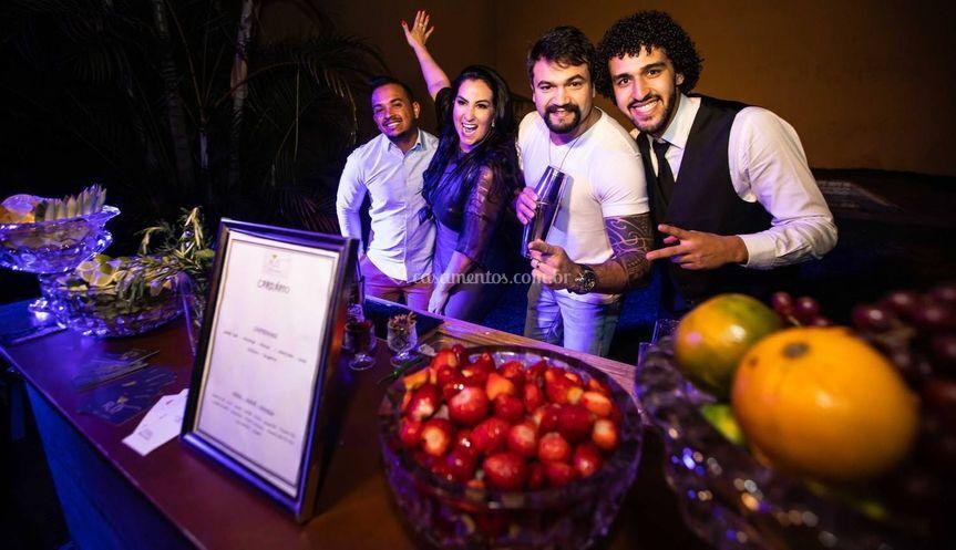 Chá Bar Fabiola Gadelha&Bruno