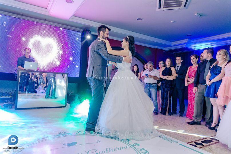 Casamento fran e gui