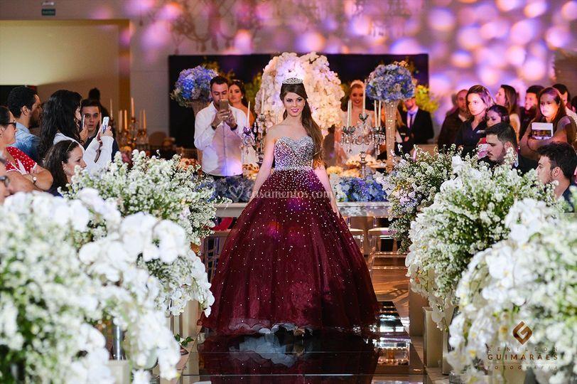 Mostra de noivas e debutantes