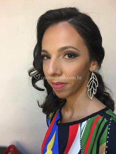 Patrícia Tinoco Makeup