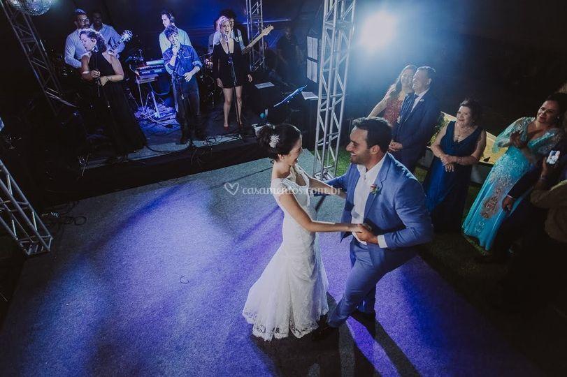 Dança Noivos - Foto Robson Nas