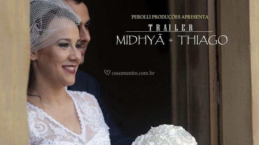 Thiago e Midhyã