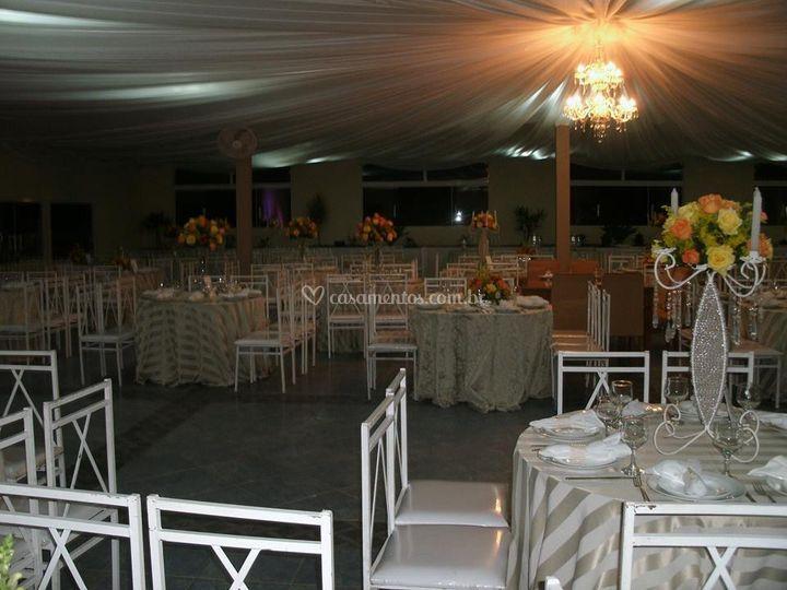Espaço Livre Salão para Festas