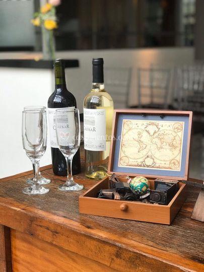 Ritual do vinho