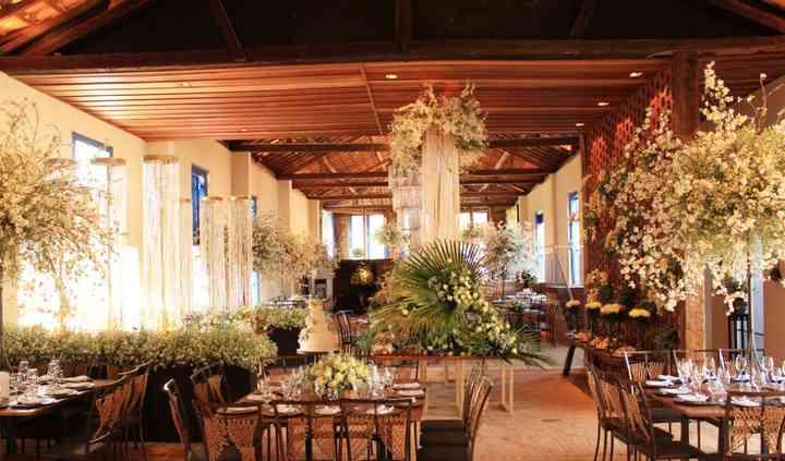 Interior salão