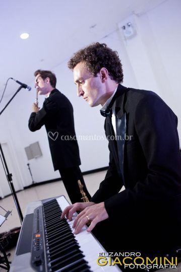Flauta Transversal e Piano
