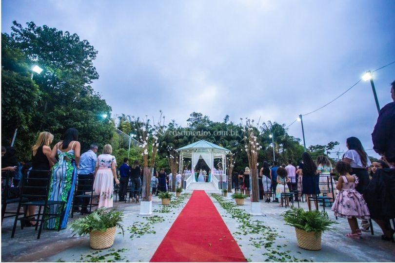 Panoramica cerimonial