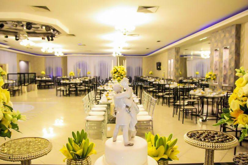 Espaço  buffet trianon