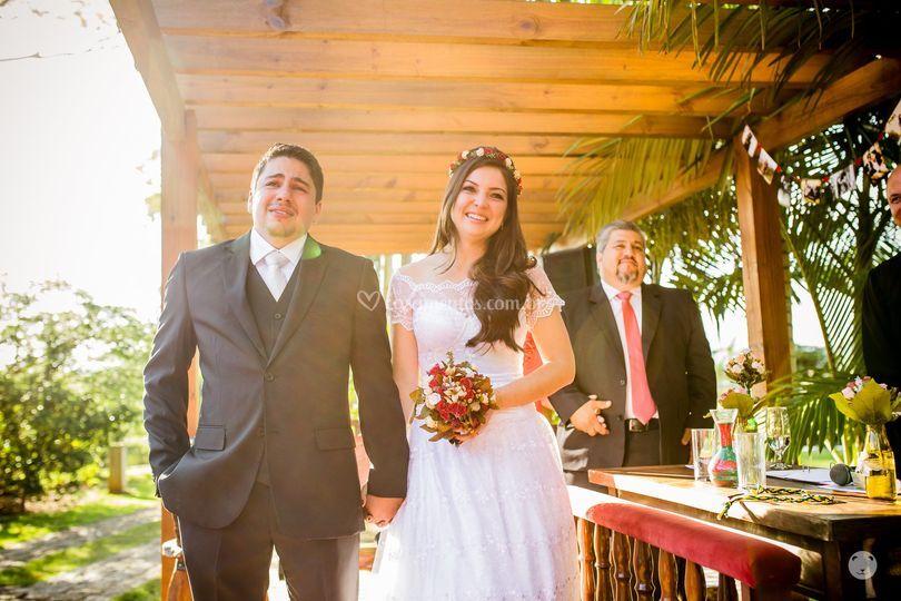 Casamento Flávia e Mayko