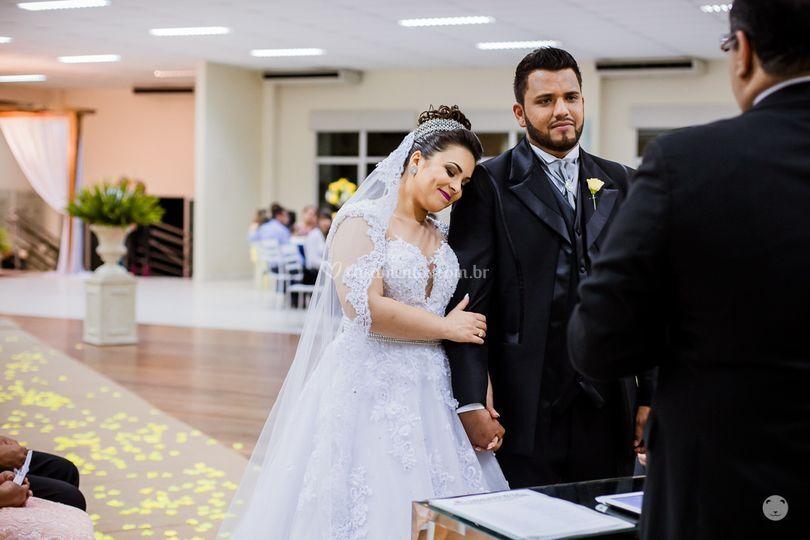 Casamento Gabriela e Diogo