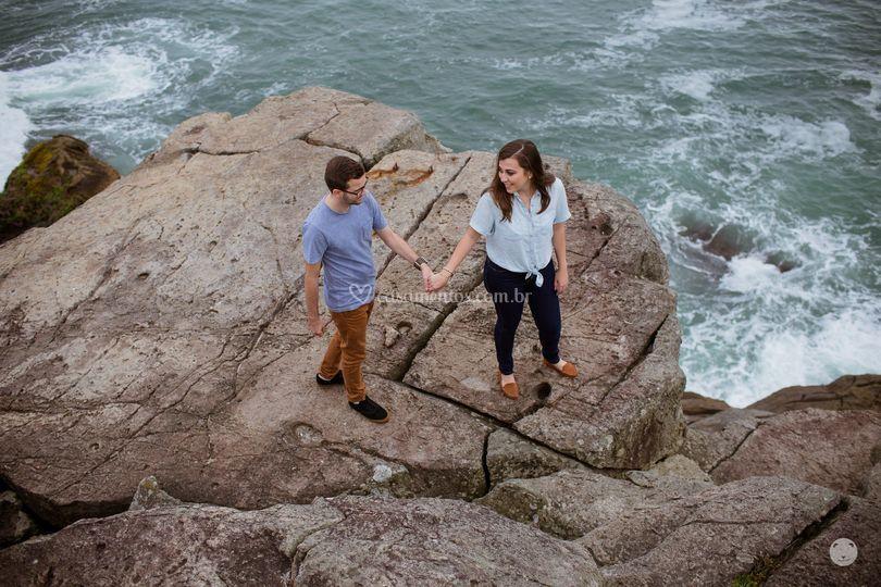 Ensaio Vanessa e Lucas