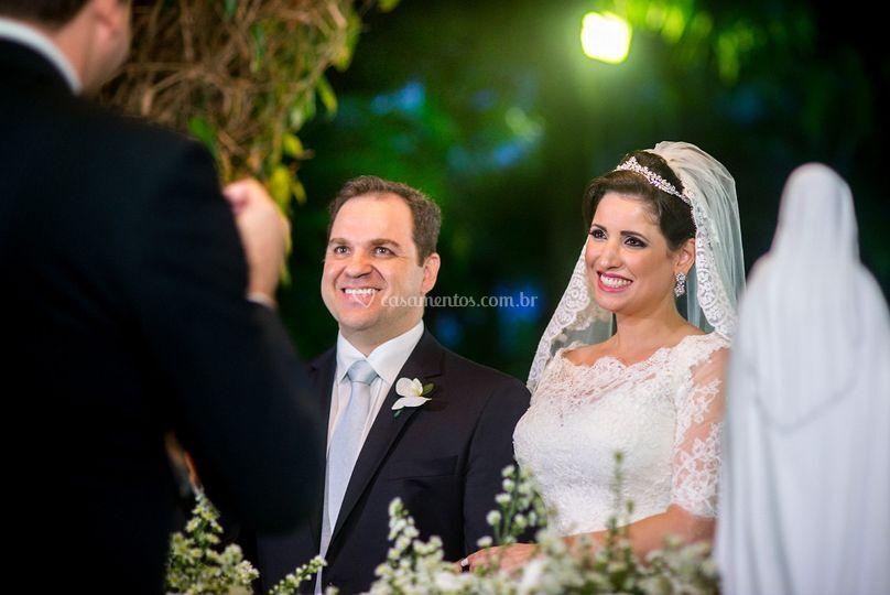 Casados-Greicielly e Gustavo