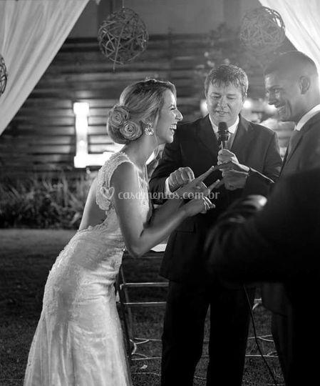 Casados - Beatriz e Ramon