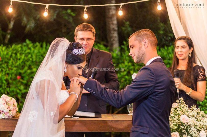 Casados - Indira e Samy