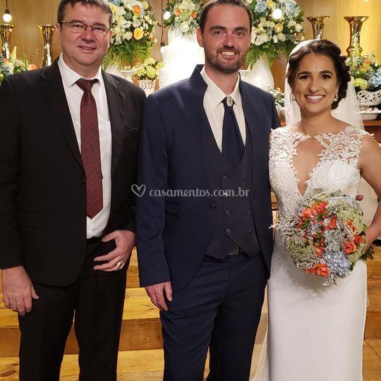 Luisa e Nicolas - Vila Velha