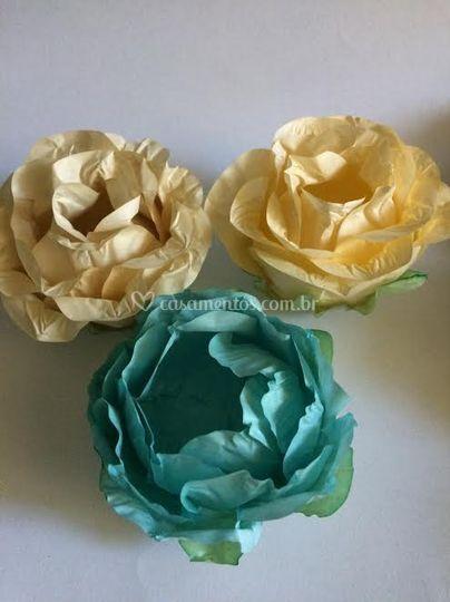 Flores para bem casados