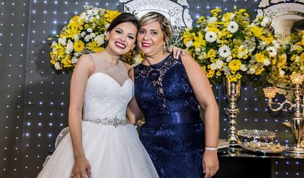 Barbarah Sá Produção de Noivas & Beleza 2