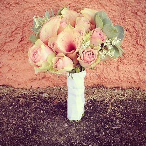 Bouquet de suculentas