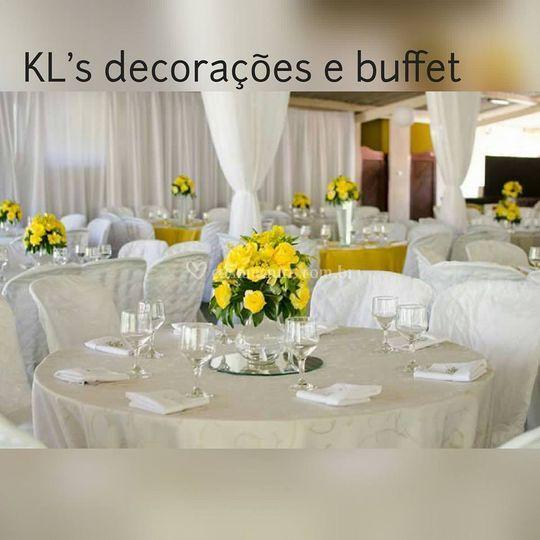 KL's Decoração & Buffet