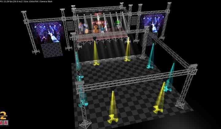 Projeto em 3D personalizado
