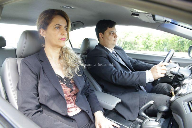 Motorista e Assistente