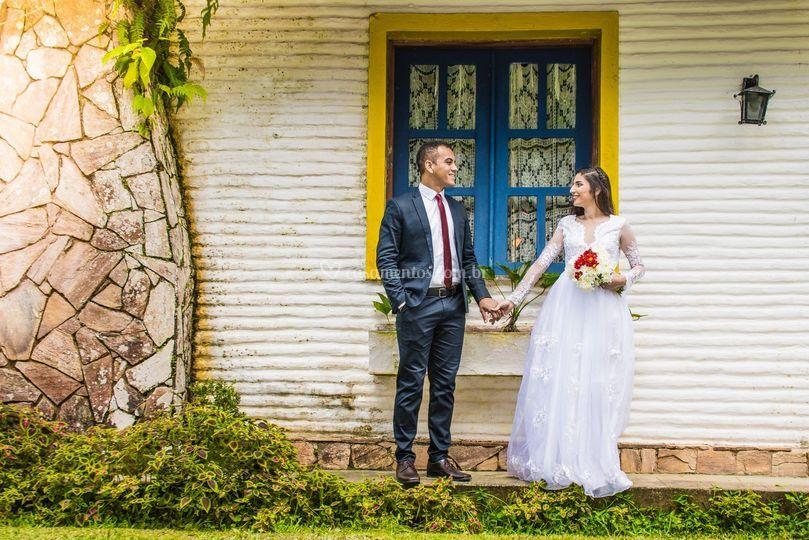 Casamento Elen e Pedro