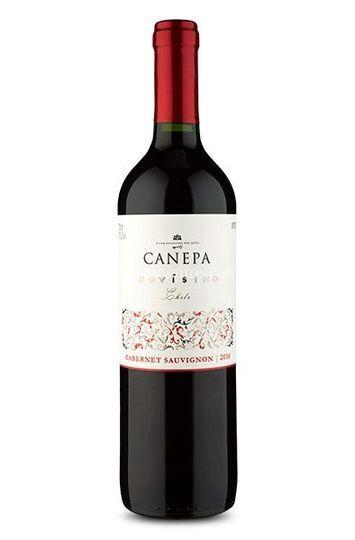 Vinho Tinto Canepa Novísimo