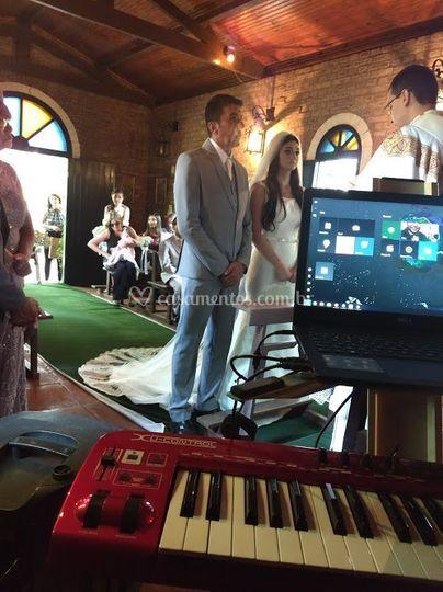 Casamento Maycon e Michele
