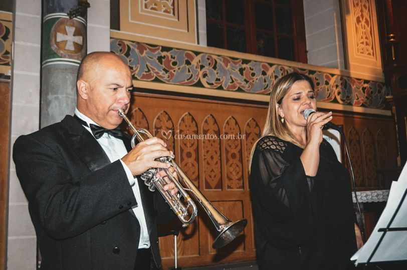 Trompete e Vocal