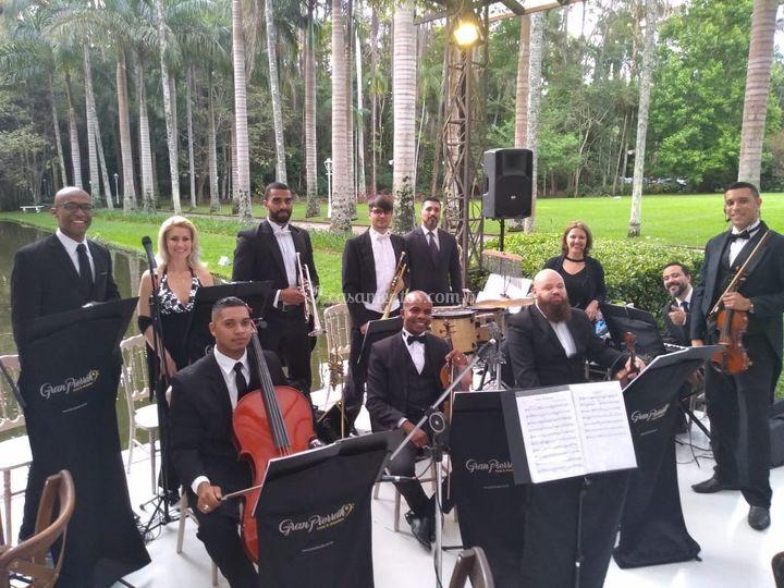 Orquestra e Coral