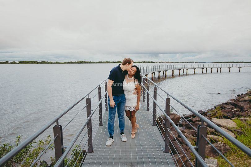 Ensaio pre-wedding Orla Poa
