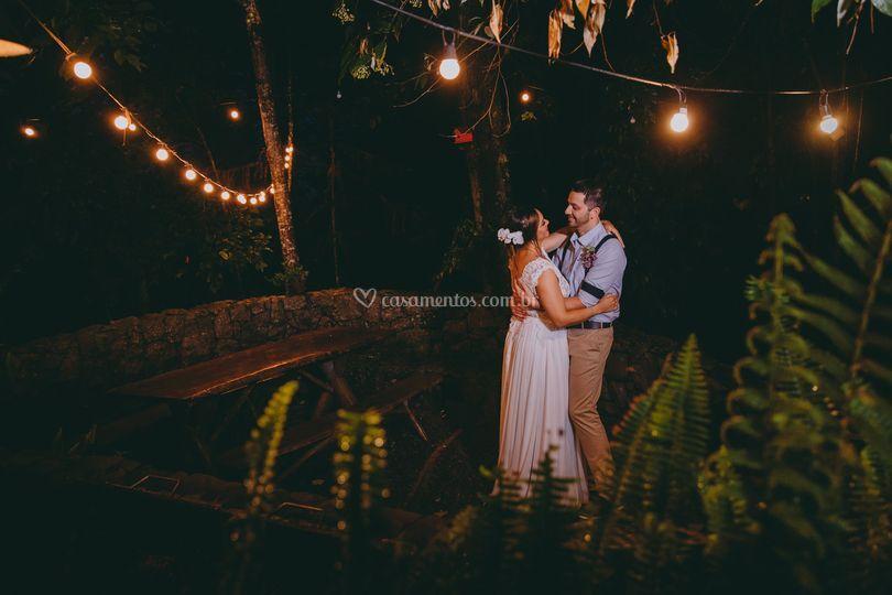 Dança pós-casamento