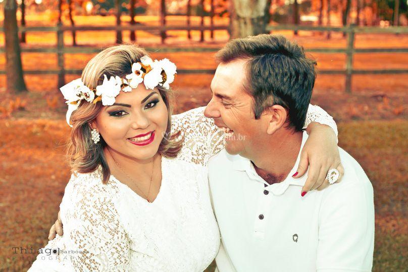Pamela & ronaldo
