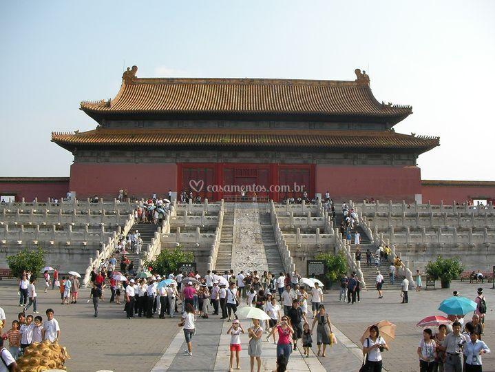 Viagem a dois China