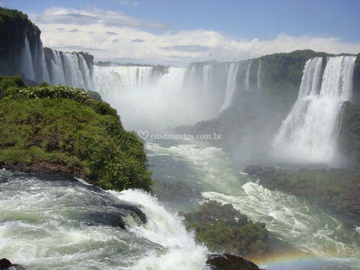 Viagem a dois Foz do Iguaçu