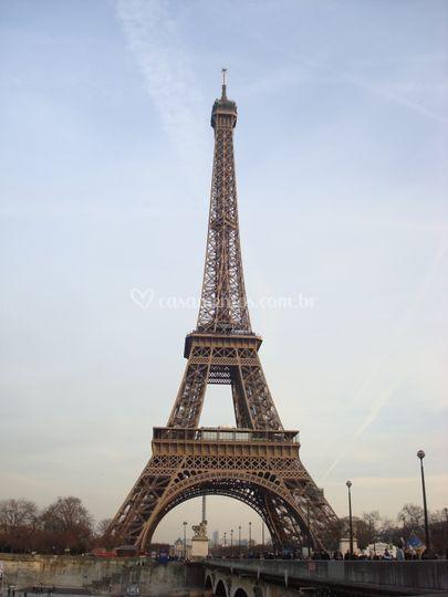 Viagem a dois Paris