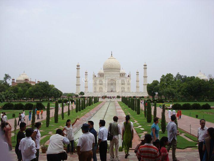 Viagem a dois India