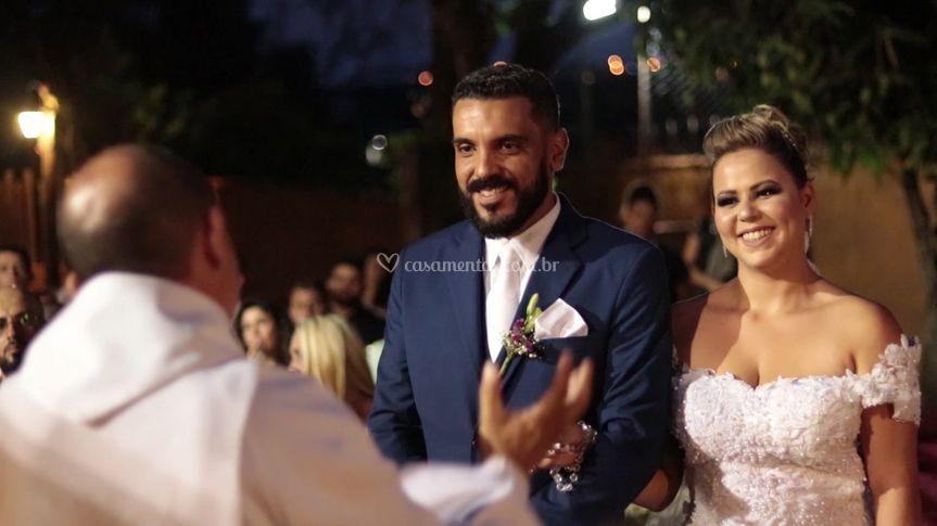 Casamento Fernanada e Luiz