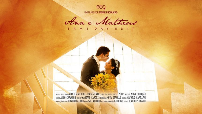 Ana e Matheus | Same Day Edit