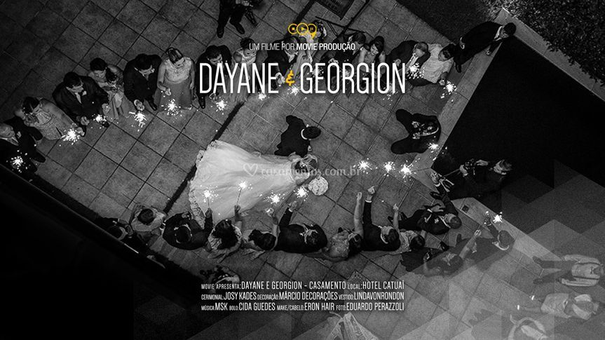 Dayane e Georgion | Trailer