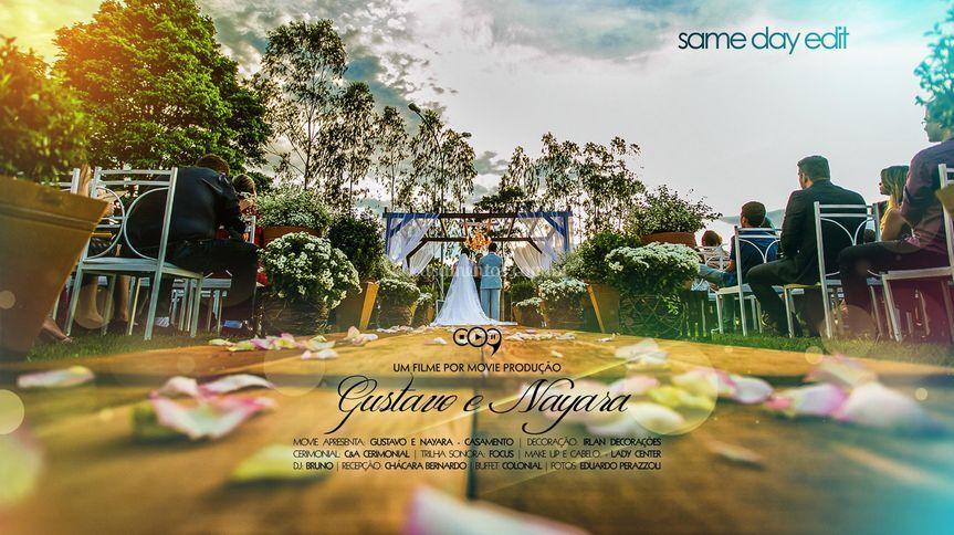 Nay e Guh | Same Day Edit