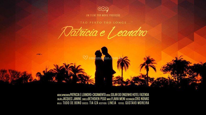 Patrícia e Leo | Trailer