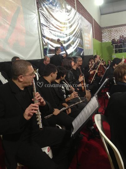 Flauta e orquestra