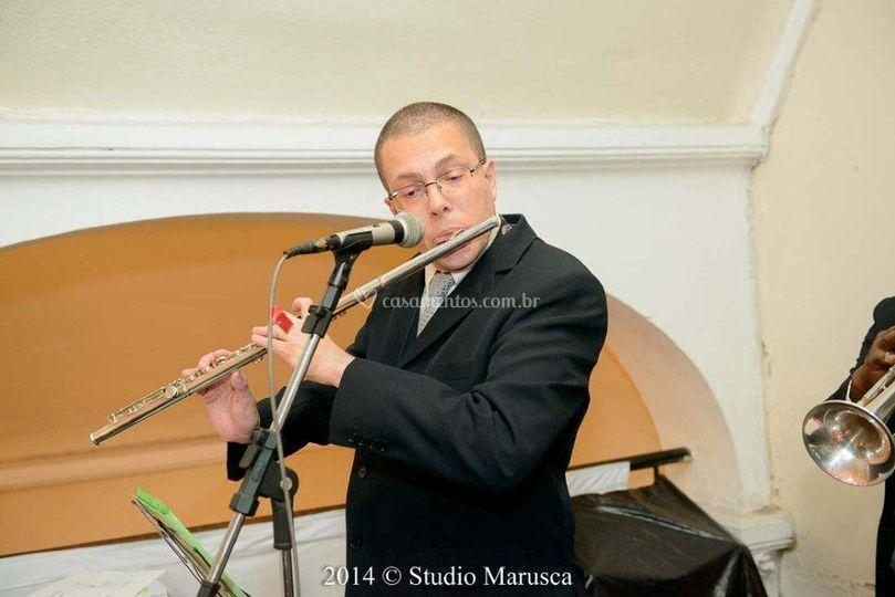 Flauta mágica em açäo