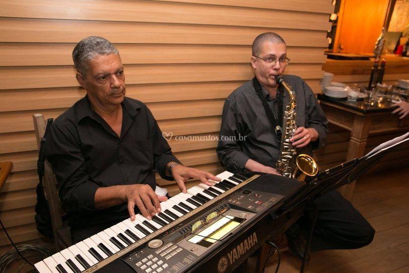 Dueto Sax & Teclado