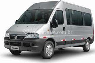 Vans e micro-ônibus