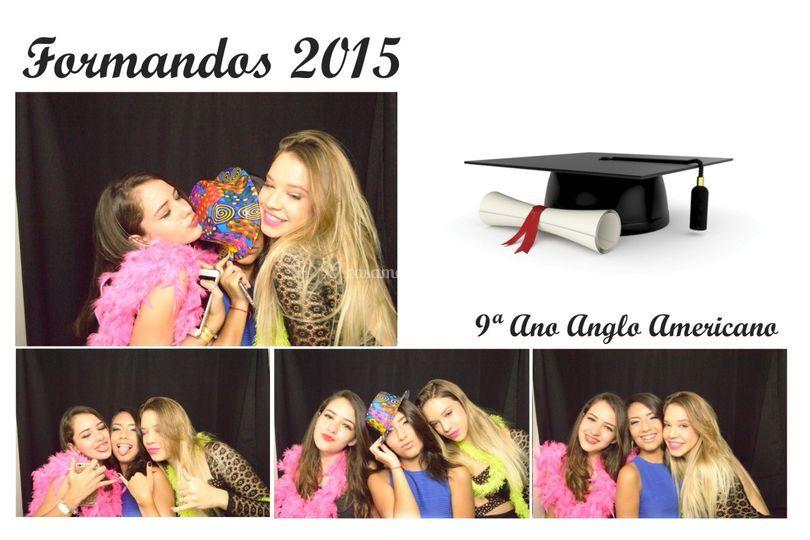 Formandos 2015 9ª AA