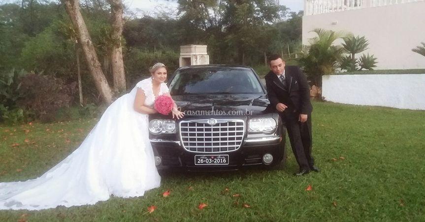 Casamento Patricia e Rudney