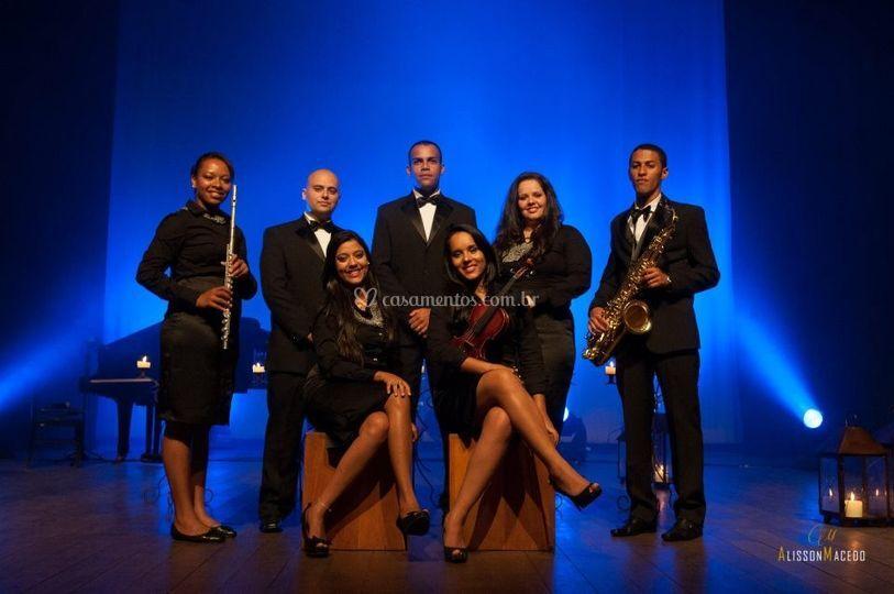 Grupo Musical arte em sons